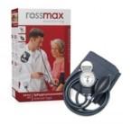Rossmax Aneroid Sphygmomanometer GB-102 with stethoscope