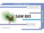 Saw Bio Saw Palmetto Extract 320Mg + Biotin 5Mg Capsules