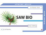 Saw Bio Saw Palmetto Extract 320Mg + Biotin 5Mg Capsules