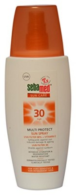 Sebamed sun care multi protect spray SPF-30 , 150 ML