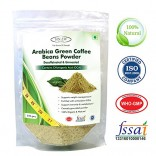 Sinew Nutrition Arabica Green Coffee Beans Powder 350gm, Decaffeinated & Unroasted for weight management