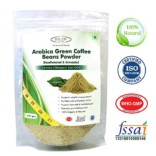Sinew Nutrition Arabica Green Coffee Beans Powder 350gm, Decaffeinated & Unroasted Arabica Coffee for weight management