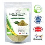 Sinew Nutrition Arabica Green Coffee Beans Powder 800gm, Decaffeinated & Unroasted Arabica Coffee for Weight Management