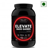 Sinew Nutrition Elevate Mass Gainer 1 Kg / 2.2 Lbs, Chocolate Flavor