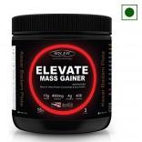Sinew Nutrition Elevate Mass Gainer 300 Gms / 0.66 Lbs, Kesar Badam Pista Flavor