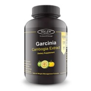 Sinew Nutrition Garcinia Cambogia 120 Caps 1500 mg/Serve, 100 % Veg, Pure & Natural Weight Management & Appetite Suppressant Supplement