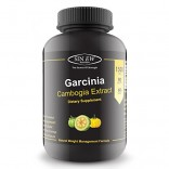 Sinew Nutrition Garcinia Cambogia 90 Caps 1500 mg/Serve, 100 % Veg, Pure & Natural Weight Management & Appetite Suppressant Supplement