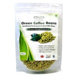 Sinew Nutrition Green Coffee Beans 400gm Decaffeinated & Unroasted Arabica Coffee for weight management