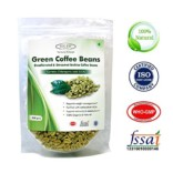 Sinew Nutrition Green Coffee Beans 800gm, Decaffeinated & Unroasted Arabica Coffee for weight management