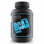 Sinew Nutrition Instantized BCAA 2:1:1, 100gm/0.22lb (Unflavoured)