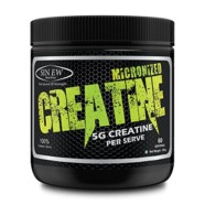Sinew Nutrition Micronised Creatine Monohydrate – 300g / 0.66 lb (Unflavoured)