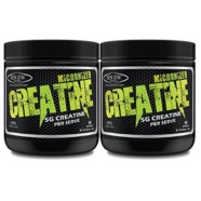 Sinew Nutrition Micronized Creatine Monohydrate 300gm / 0.66 lb – Unflavoured (Pack of 2)