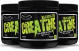 Sinew Nutrition Micronized Creatine Monohydrate 300gm – Unflavoured (Pack of 3)