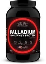 Sinew Nutrition Palladium 100% Whey Protein Concentrate Powder 1 Kg / 2.2 Lbs (33 Servings) Vanilla