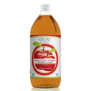 Sinew Nutrition Raw Apple Cider Vinegar with Mother 350ml (Unfiltered & Unpasteurised)