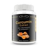 Sinew Nutrition Organic Turmeric Curcumin Extract 60 Veg Capsules (1400 mg / serve), 95% Curcuminoids