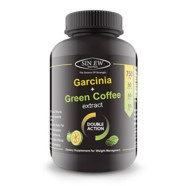 Sinew Nutrition Weight Management Combo 750Mg (Garcinia Cambogia And Green Coffee Bean Extract)60 Pure Veg Capsules,100 % Pure & Natural