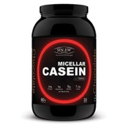 Sinew Nutrition 100% Micellar Casein Protein Powder – 1 kg (Chocolate)