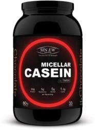 Sinew Nutriton 100% Micellar Casein Protein Powder, 2.2 lb/1kg Chocolate Flavour