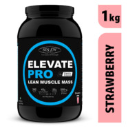 Sinew Nutrition EMG Lean Muscle Mass Pro Strawberry (1kg)