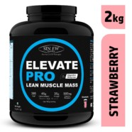 Sinew Nutrition EMG Lean Muscle Mass Pro Strawberry (2kg)