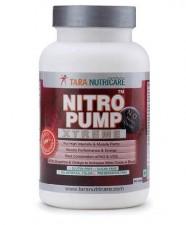 Tara Nutricare Nitro Pump, Unflavored 60Caps