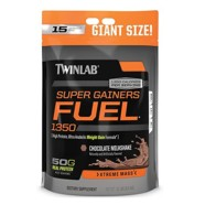 Twinlab Super Gainer Fuel 12lb Vanilla