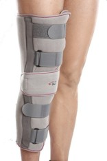 Tynor Knee Immobilizer 22 D 28 Medium