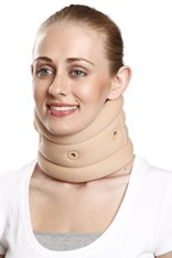 Tynor Cervical Collar Soft With Support B 02 Small