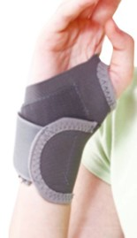 Tynor Wrist Brace With Thumb E 06