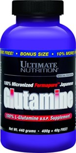 Ultimate Nutrition Glutapure 400g
