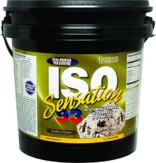 Ultimate Nutrition ISO Sensation 93 – 5 lbs (Cookies)