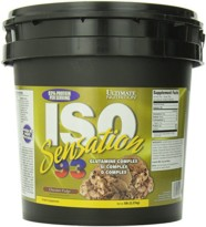 Ultimate Nutrition ISO Sensation 93 – 5 lbs (Cookies 'n' Cream)