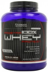 Ultimate Nutrition Prostar 100% Whey Protein – 5.28 lb (Chocolate Crème)
