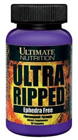Ultimate Nutrition Ultra Ripped 90Caps