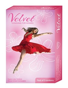 Velvet Condoms for Female