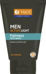 VLCC Men Active Light Face Wash-75ML