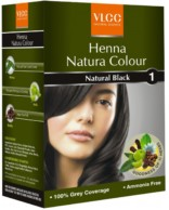 VLCC Henna Natural Colour – Natural Black