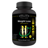 Sinew Nutrition Weight Loss Supplement 5X 60 Cap